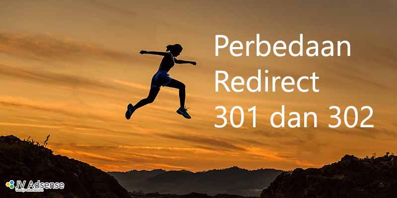 Perbedaan Redirect 301 dan 302 untuk SEO
